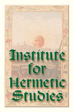 Welcome to the Institute for Hermetic Studies